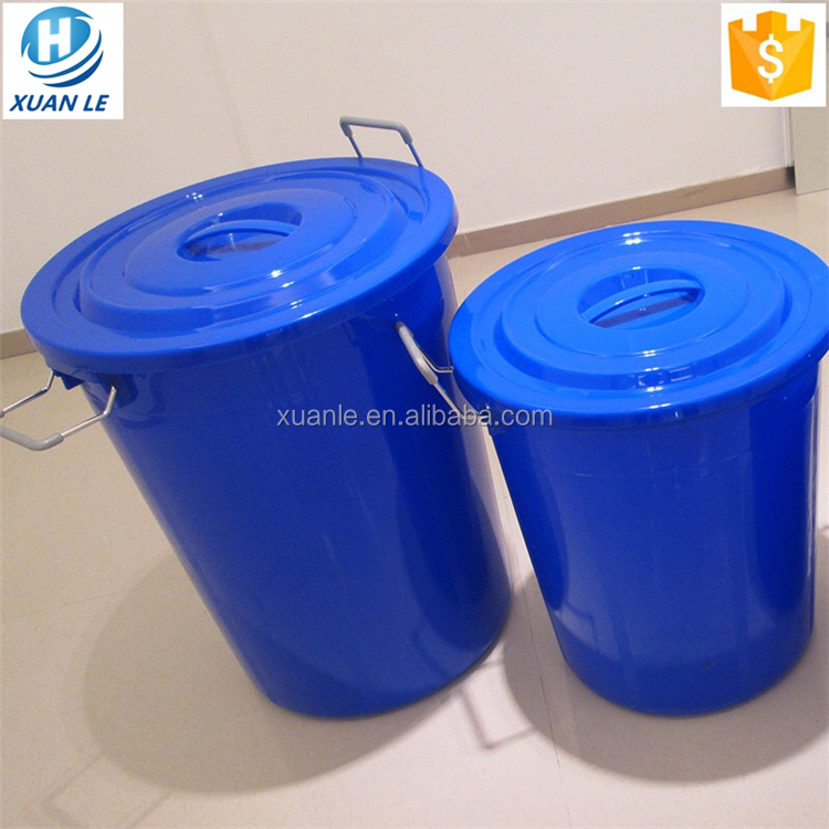 Best type of plastic garbage cans by PE raw material