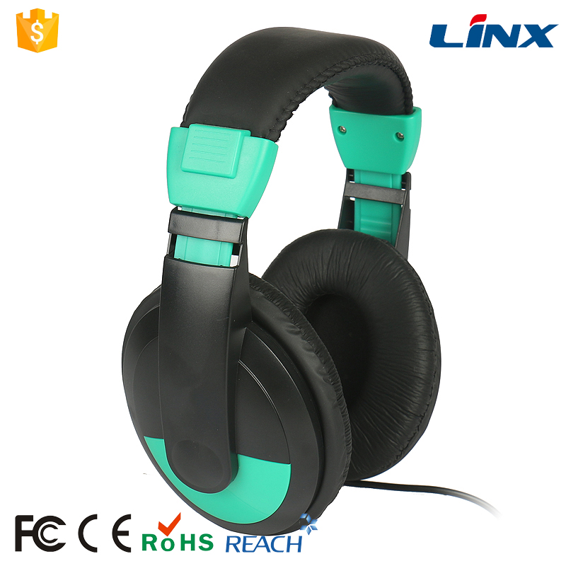 Consumer Electronics Stereo 3.5mm Computer Headphones