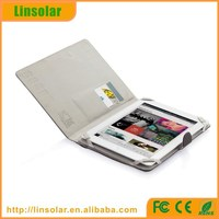 8000mAh External Power Case Stand Cover For iPad 2 3 4 air