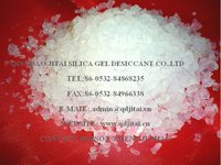 silica gel white (cat litter)