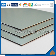 Titanium Zinc Finish Composite Panels Walll Cladding Panels