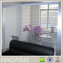 pure color aluminum window curtains/slat/roller/shutter for hotel and office