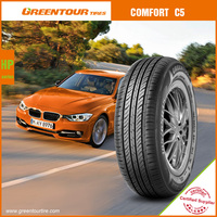 Hot-selling 7x24h services radial UHP car tyre price list of COMFORT C5