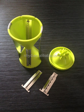 2015 new products vegetables and fruit slicer vegetable chopper kitchen tools