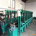 motorcycle tyre curing press