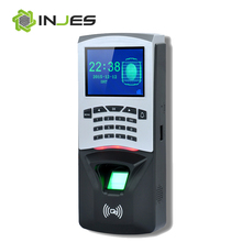 Proximity Fingerprint Scanner Door Lock And ID Card Reader Small