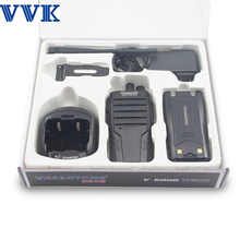 VVK V-6000 walkie talkie 16 channels 5 watts security guard equipment two way radio
