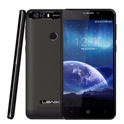 Hot Sale LEAGOO KIICAA POWER 3G Mobile Phone Android 7.0 16GB Quad Core Smartphone Dual Rear CAM 720P 5.0 inch Cell Phone