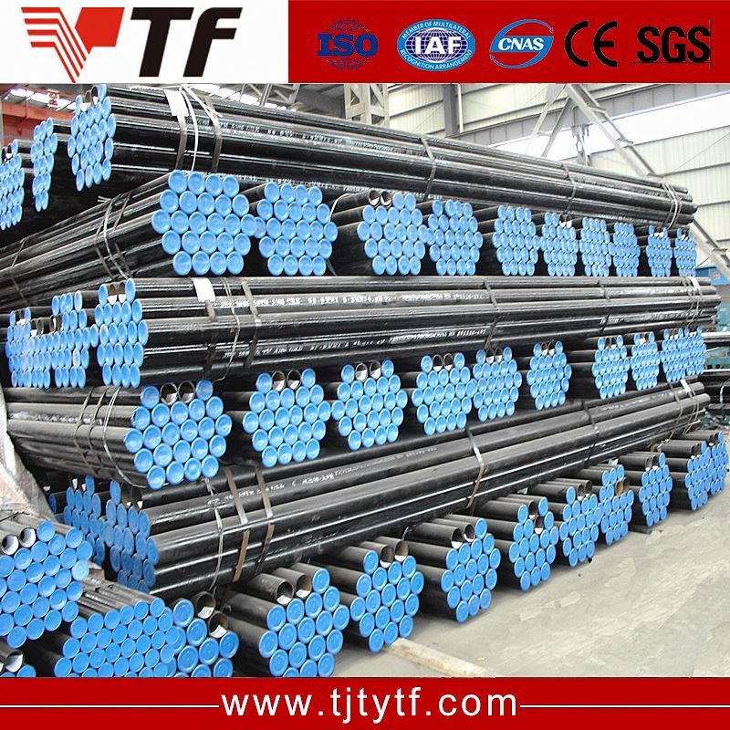 underground water steel pipe material