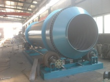 Foundry machinery vacuum process cylinder sand cooling machine