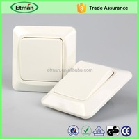 55*55mm central plate switch switch power supply lighting switch