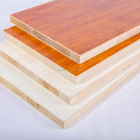 Blockboard price from famous China factory /melamine blockboard/laminated wood board/blockboard