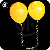 2016 Party Items From China Led Flashing Printed Balloon