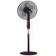 oscillating 16 inch fan works remote with lights