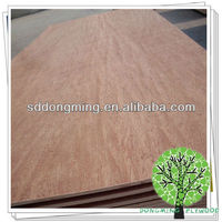 Chinese Red Bintangor Plywood Board 16mm