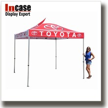 Durable & wind resistant aluminum frame instant canopy