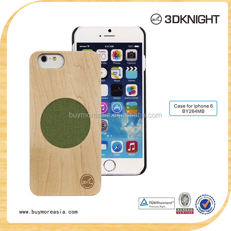 OEM wooden phone covers,for iphone6 wooden case