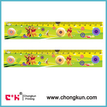custom promotional soft flexible curve ruler