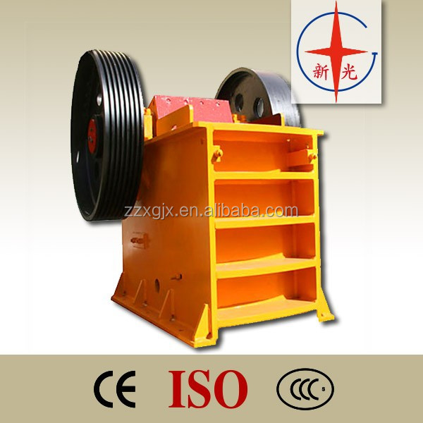 China high quality large capacity industry jaw crusher