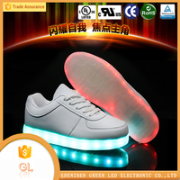 Dubai popular Super bright led shoes women lighting men shoes new arrival for sexy party simulation led shoes