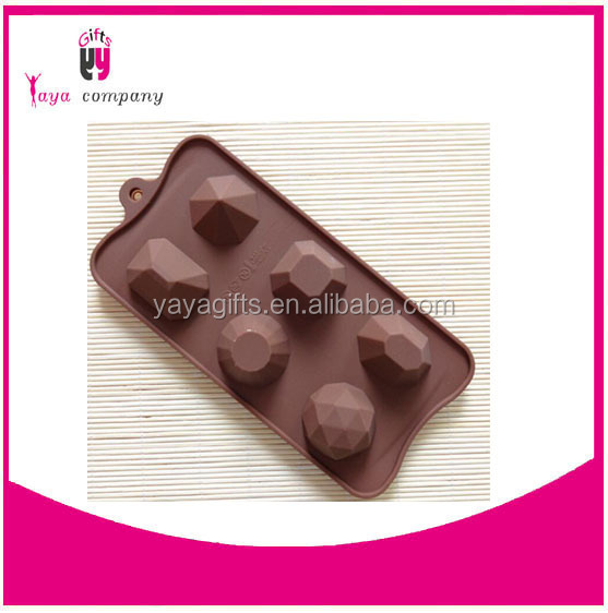 wholesales silicone chocolate mold mold for chocolate