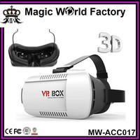 BEST QUALITY HOME VIDEO 3D SCREEN VR VIRTUAL REALITY EYEWEAR GLASSES