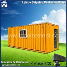 New Style hungary welded 20' container house for sale
