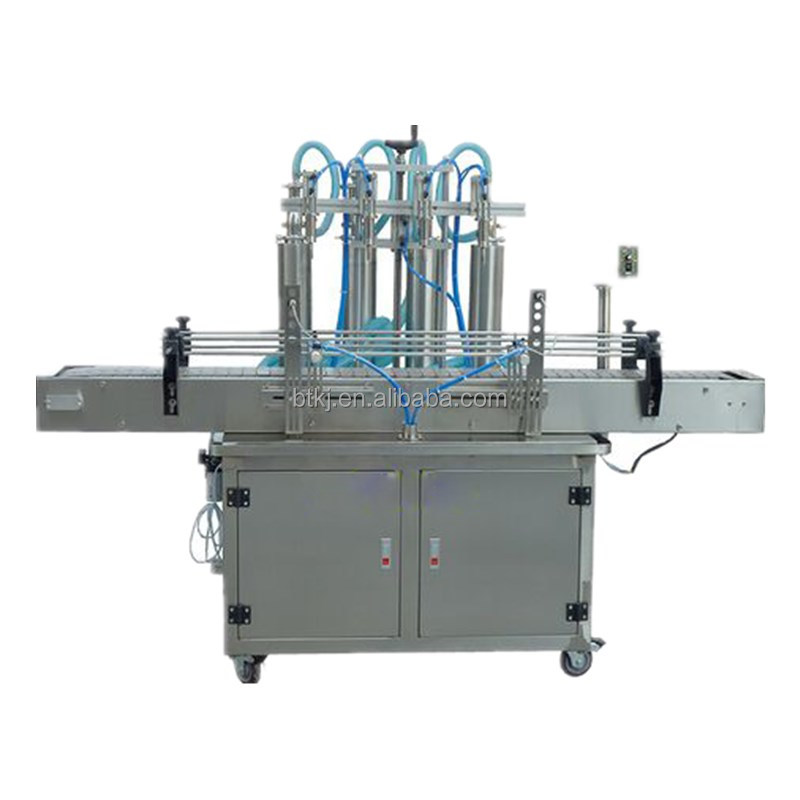 Automatic Soda Water Can Bottle Washing Filling Capping Machine