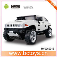 Free Shipping to Russia 33cm wifi spy 4ch remote control car with camera