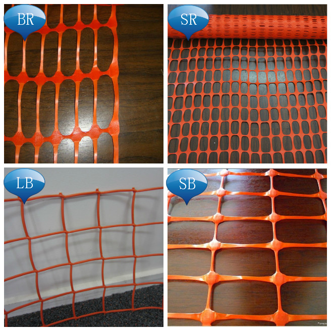 orange netting/road plastic barrier fence/PE safety fence