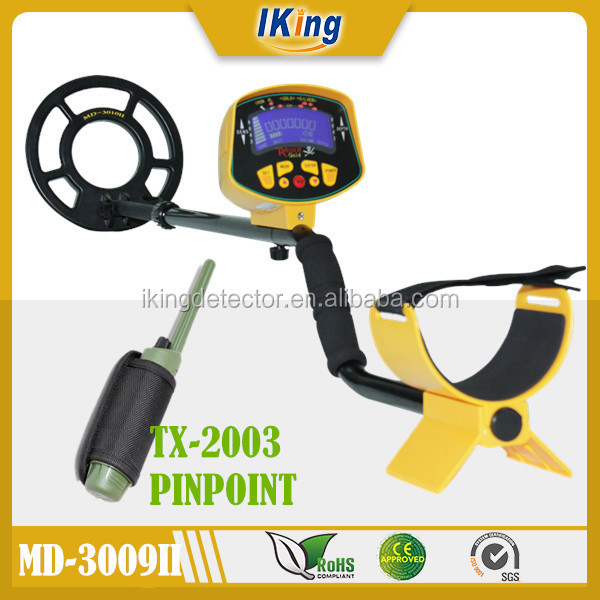 Waterproof MD-3010 II metal detector