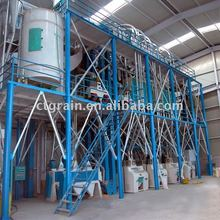 CTCM Series Compact Mini Corn/ Maize Grinding Mill/corn factory