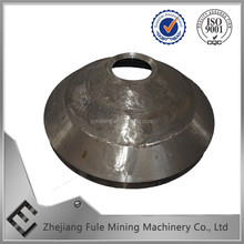 Wear resistance steel casting Mantle and concave