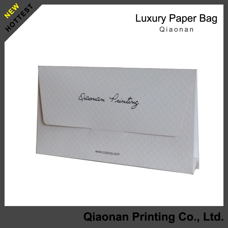 Paper Shopping Bag Customizable Brand Name