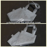 cheap pp non woven newspaper bag