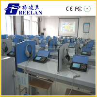 Educational Equipment Digital Language Lab Equipment Laboratory Translation Sound System 2016