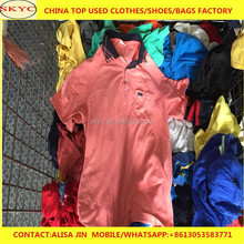Second hand clothes Korea premium summer used clothing buyers imported from China suppliers