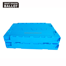 Custom-made Plastic Container Circulation box, catering/costume transport storage boxes