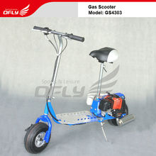 CE Approved hot selling gas powered scooters 43cc