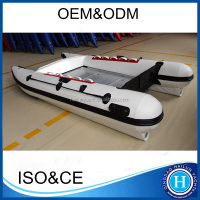 Mini speed boats sale 10ft inflatable catamaran china aluminum dinghy