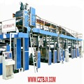 TB 3/5/7 layers corrugated paperboard production line