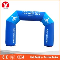 Inflatable arch, 2016 inflatable welcome archway for sale