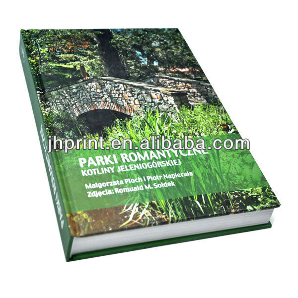 China Book Publishing -Hardcover, Casebound Book