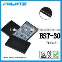 High quality and Cheap BST-30/BST-35 mobile phone battery for Sony Ericsson T220/T230