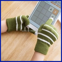 Hot new products 2015 China suppliers cheap winter green magic gloves