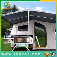 pop up camping folding family trailer tent