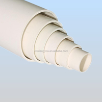 5 inch,8 inch plastic drain PVC Pipes
