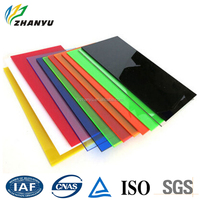 Factory Direct Sale Competitive Price Clear and Color Acrylic Sheet