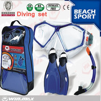 China factory swimming set for diving