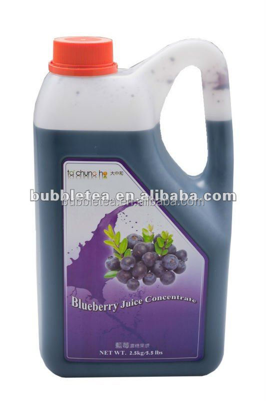 2.5kg TachunGhO Prime blueberry concentrate juice